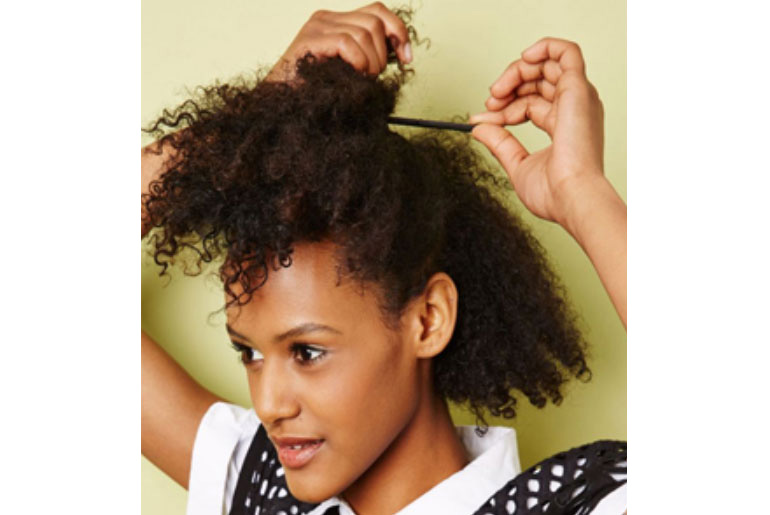 How To Blend Your Hair While Transitioning Tcb