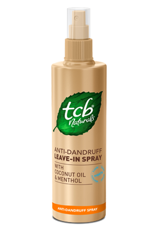How To Use TCB Naturals Anti-Dandruff Range For Your Relaxed Hair