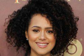 Three Ways Nathalie Emmanuel Styles Her 3C Curls