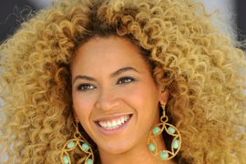 Beyoncé's Easy Hair Care Regime