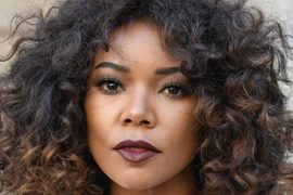 How Gabrielle Union Embraced Her Natural Hair