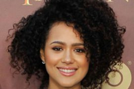 Three Ways Nathalie Emmanuel Styles Her 3C Curls